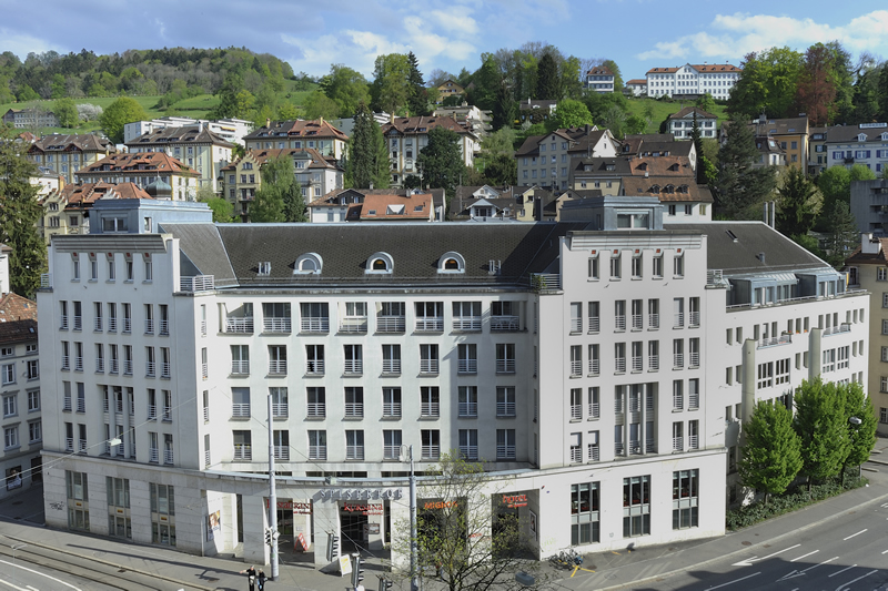 Hotel am Spisertor in St.Gallen