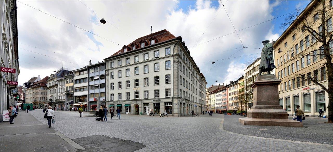St Gallen Schweiz Hotel